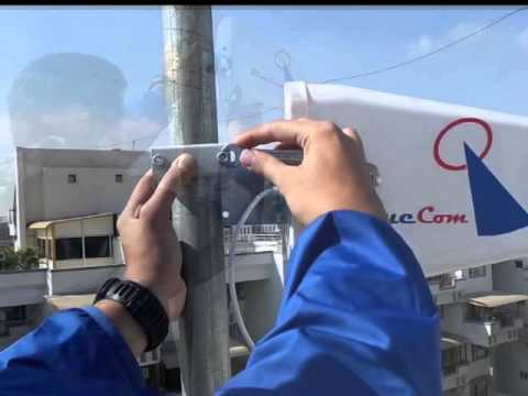 How to Install the BlueCom Mobile Signal Booster