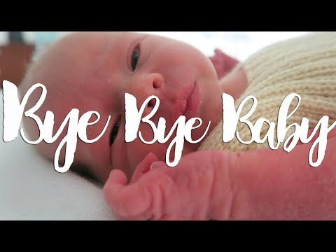 Bye Bye Baby | Micahs first year montage