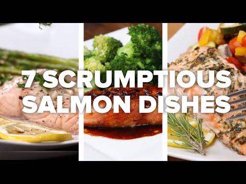 7 Scrumptious Salmon Dishes
