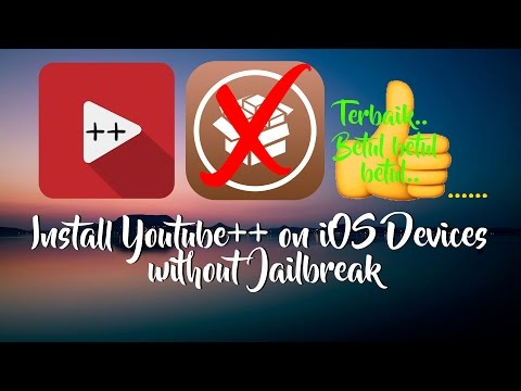 Install Youtube++ on iOS Devices Without Jailbreak