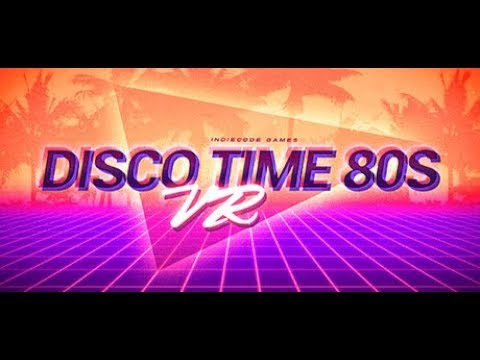 Disco Time 80s VR coke and cokes (vr club 80 's sim)