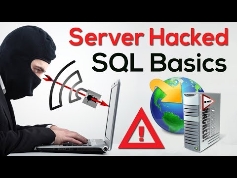 Ethical Hacking Course || Learn SQL Hacking  Basics || Step By Step Tube University Videos tutorial