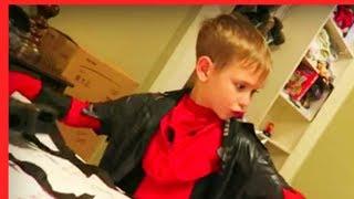 BTS 12 hours: Making a viral superhero real life movie war SuperHero Kids BTS 6