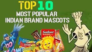 Top 10 Most Popular Indian brand mascots | Simbly Chumma