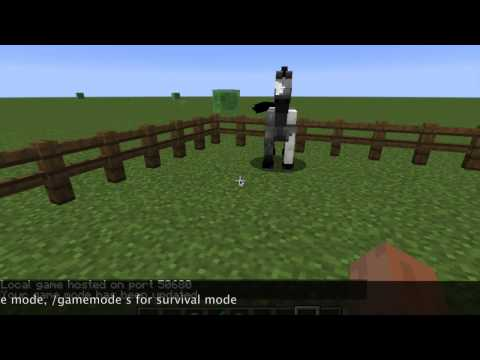 How to Get a Saddle in Minecraft Really Quick