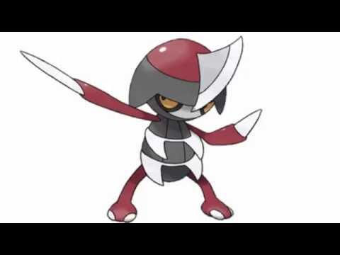 Pokemon Cries - Pawniard | Bisharp