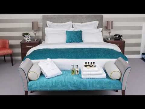 Create the perfect hotel bed with Hilden