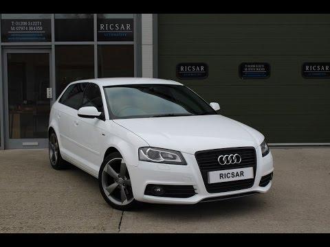 Audi A3 Black Edition
