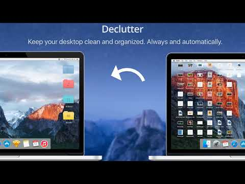 How To Clean And Organize Your Desktop!