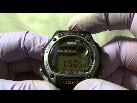 Casio Digital W-94H sport chrono alarm watch review