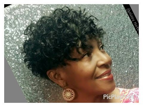 #015 CURLY SEW-IN EASY TO DO
