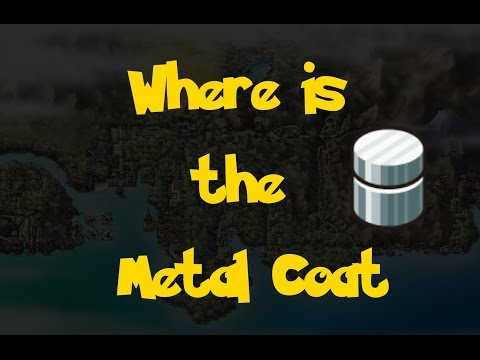 Where Is: The Metal Coat (Pokemon Heart Gold/Soul Silver)