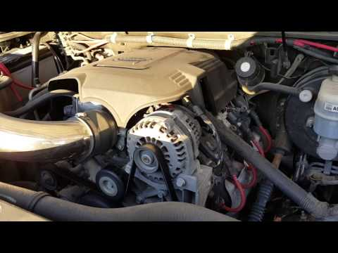 Toyota Camry Engine Rattling Noise - Low Or Unsteady