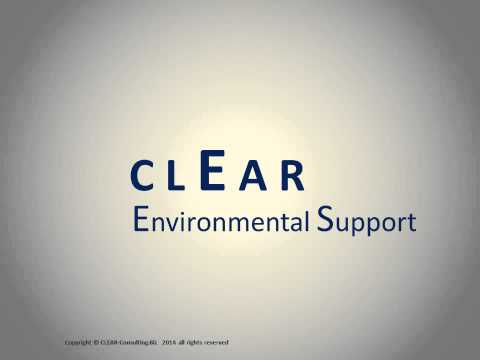 CLEAR updated word Slideshow for website video 6 22 14