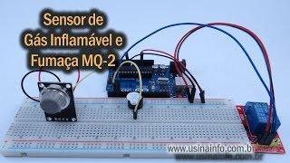 MQ-4 Smoke Methane Gas Sensor Module -283