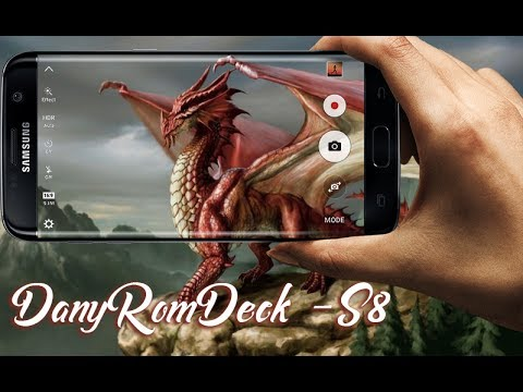DanyRomDeck -S8 PARA GALAXY S7 EDGE/FLAT By Danyel