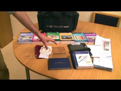 Pilot Starter Kit - all you need for pilots training for PPL