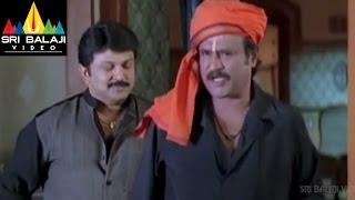 Chandramukhi Movie Rajinikanth and Prabhu | Rajinikanth, Jyothika, Nayanatara | Sri Balaji Video