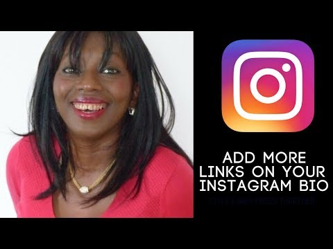 How To Add Multiple Links on Your Instagram Bio | LinkTree
