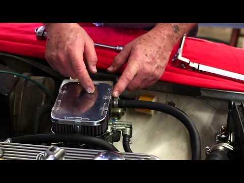 Weber Engine Ventilation