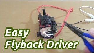 Download Easy Flyback Driver Video