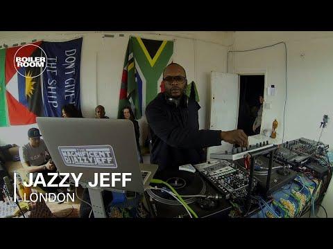 Jazzy Jeff Boiler Room London DJ Set