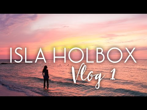Traveling to Isla Holbox (My First Ever Vlog!)