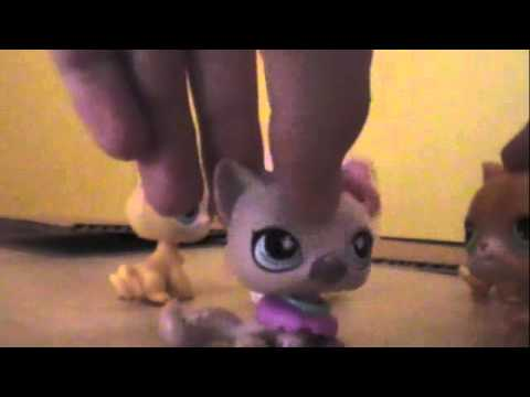 LPS Romeo And Juliet Part 1 (Love at First Sight)