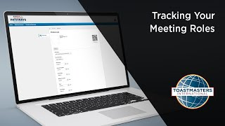 Tracking Your Meeting Roles