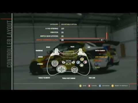 Forza 4-Controller Setup (Manual with clutch + Difficulty)