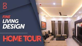 Mrs Parvathi - Interiors [Final Update] - Full Home Interior Decoration