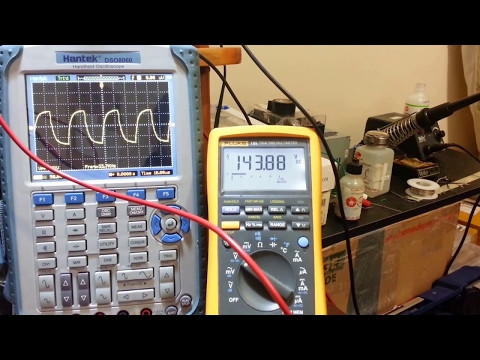 High Frequency Inverter Boost Stage 24VDC to 180VDC Design and Testing Using SG3525
