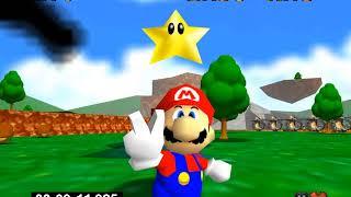 Super Mario 64 Casual Speedrun