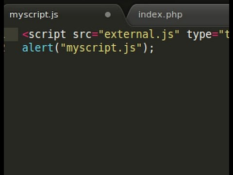 Javascript tricks - How to include a JavaScript file in another JavaScript file