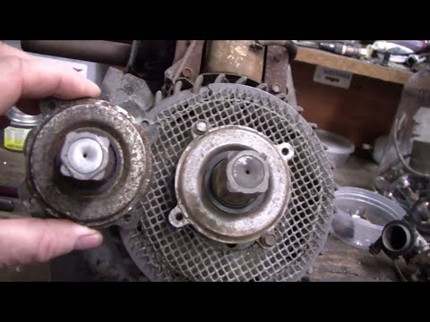 1985 3 HP BRIGGS ENGINE REPAIR (part 2)