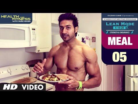 MEAL 05 - Boiled Egg Sabji | LEAN MODE by Guru Mann |  Health and Fitness