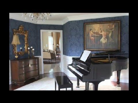 Grand Piano Room Ideas : Home Decor Tips