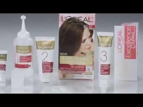 Hair Color Application - L'Oreal Paris