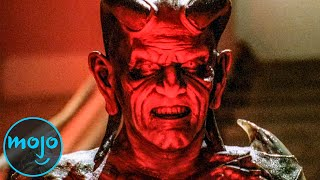 Top 10 Horror Movie Villains That Take Zero Damage