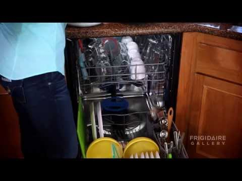 30-Minute Quick Dishwasher Cycle from Frigidaire