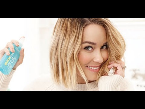 How to Get Lauren Conrad's Beachy Waves