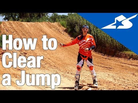 Riding Tips: How to Clear a Jump for the First Time with Jimmy Albertson
