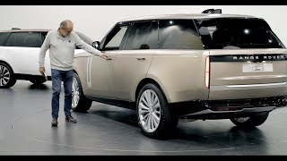 New Range Rover review. Comparing the new Range Rover to my 2021 Range Rover P400e PHEV