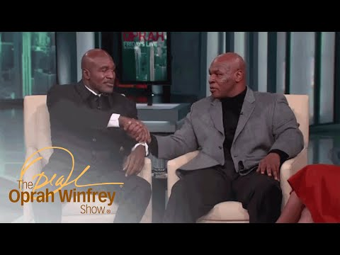 Remembering Mike Tyson's Apology to Evander Holyfield | The Oprah Winfrey Show | OWN