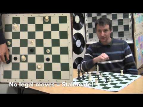 ChessFest Academy 11 - Draws & Stalemate