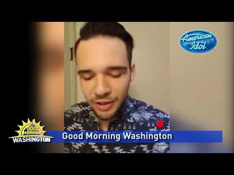 WJLA-TV American Idol Front of the Line Winners :30