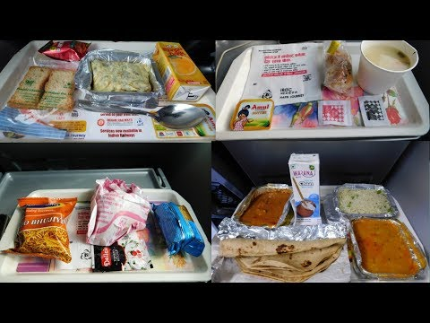 GOA Tejas Express Food | India's First Luxurious High Speed Train