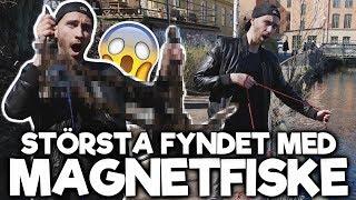 Vårt Största Fynd - Årets Första Magnetfiske