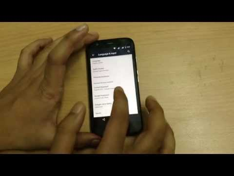 How to add numbers row in default Android keyboard