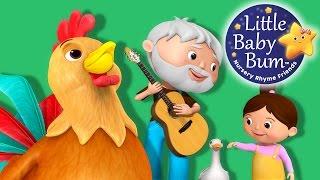 Old MacDonald Had A Farm | Part 3 | Nursery Rhymes | By LittleBabyBum!
